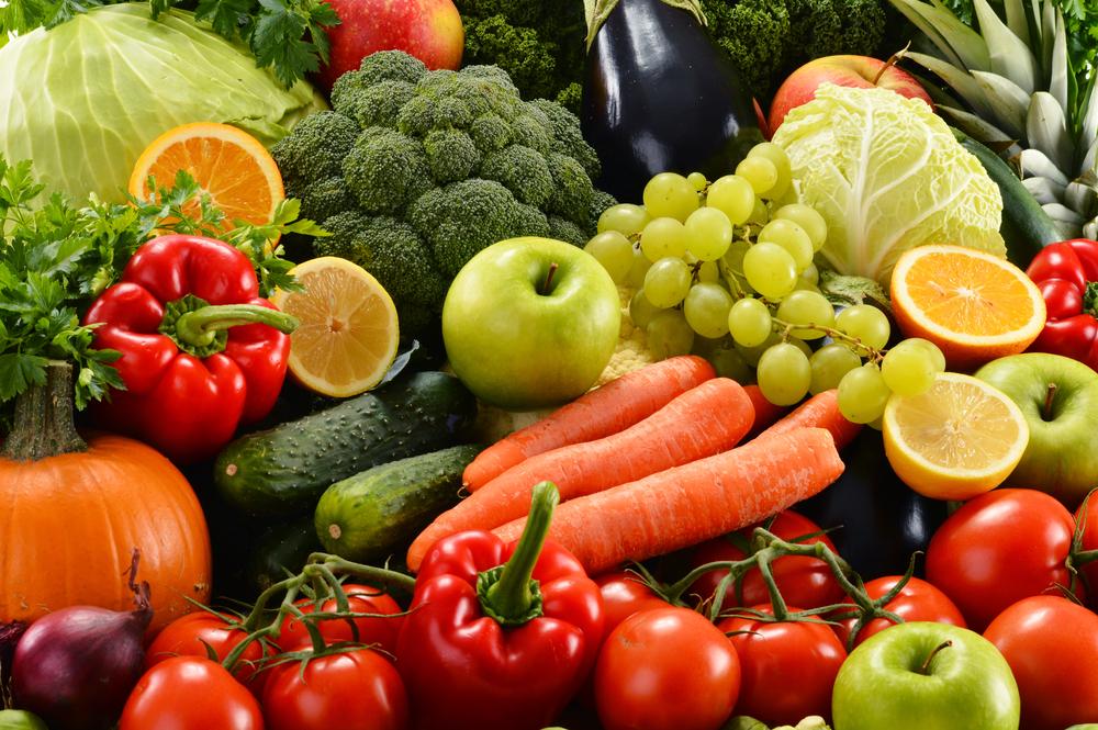 Sebze ve Meyveyi Bol Tüketin.